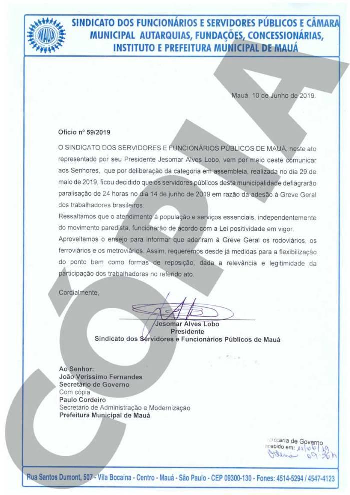 OFICIO_ADESAO_A_GREVEGERAL_SINDSERVMAUA