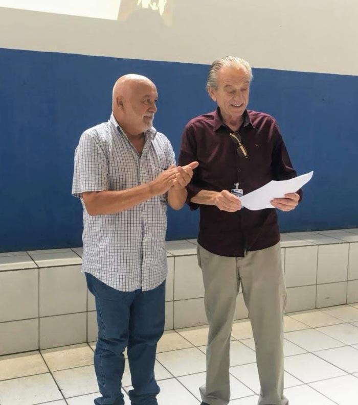 Entrega da Minuta de Projeto de Lei do Programa Habitacional Para Servidores ao Secretário de Habitação (1)