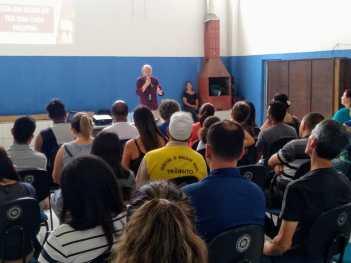 Secretário De Habitação Antônio Lajarin declara intenção de apoio ao projeto Meu Morar
