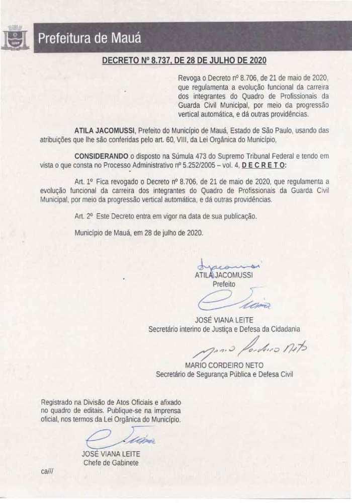 Decreto-8737